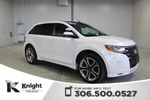 2013 Ford Edge Sport Navigation, Moon Roof
