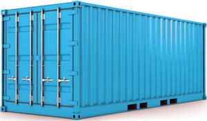 Sea Containers for Storage 20-40 ft