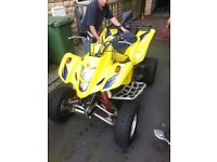 Suzuki LTZ 400 - Quad Bike