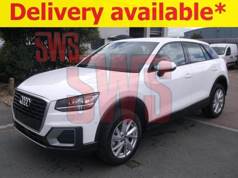 2018 audi q2 1.4 tsi 150ps s-tronic damaged on delivery | in