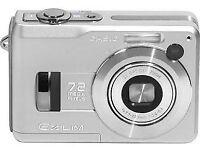 Casio Exilim 7.2 Mega Pixels Camera