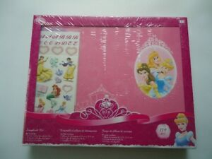 EK Success Disney Princess 119 piece Scrapbook Kit NEW unused