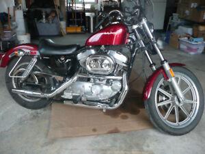 Harley 883 1987 original