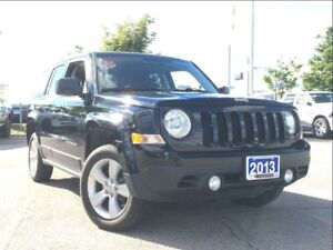 2013 Jeep Patriot NORTH*4X4*AIR COND*POWER WINDOWS*POWER LOCKS*