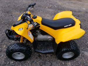 2010 can am DS 90