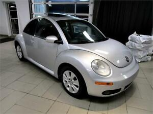 2008 Volkswagen New Beetle Trendline TOIT OUVRANT AUTO. CUIR+TOI