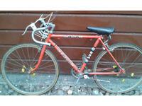 BSA Firebird classic bike