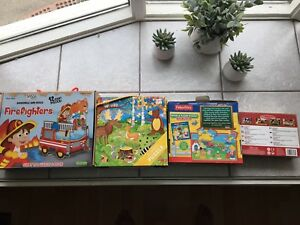 Puzzles, age 2-3
