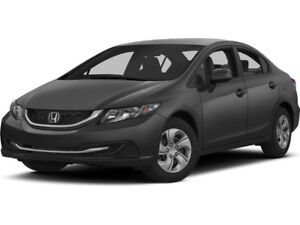2013 Honda Civic LX Just arrived! Photos coming soon!
