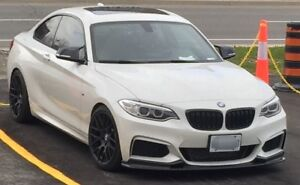 2014 BMW M235i M Package Coupe (2 door)