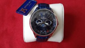 Brand new Delbana watch quartz Swiss made