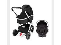 New Journey mothercare travel system!!!