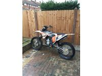 KTM SX 150 not cr, yz, kz