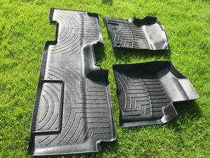 Ford F150 Weathertech Floor Liners - Front & Rear