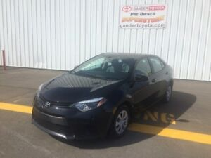 2014 Toyota Corolla CE Air Conditioning Pkg