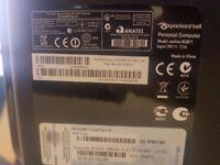 Packard Bell Onetwo M3872 i3 Windows 7 Desktop