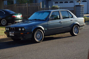 1990 BMW 325i $3999 ono - reduced to sell