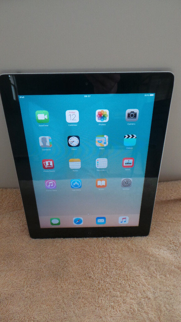 APPLE IPAD 2 TABLET16GB, WIFI ONLY (NO 3Gin York, North YorkshireGumtree - Apple iPad 2 16GB Memory 9.7 inch Screen Wifi Bluetooth with AC adaptor/charger The iPad has been reset to factory settings and is not locked to a Apple ID or Find my iPhone Call or text 07719922341 for more information