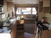 Cheap starter static caravan holiday home on premium coastal park. Payment options available. Beach!