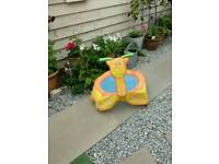 Early learning trampoline for inside or outside