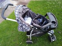 graco baby buggy
