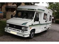 Talbot Swift 1994 2.4 diesel 4 birth campervan motorhome