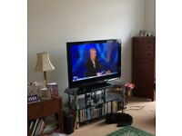 Panasonic Viera 43 inch Plasma TV, lovely TV in excellent condition