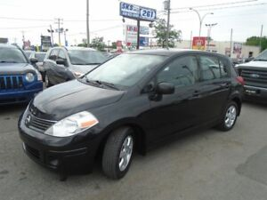 Nissan Versa 5dr HB I4 1.8 2008