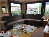 3 BEDROOM STATIC CARAVAN FOR SALE. PAYMENT OPTIONS AVAILABLE. 2017 SITE FEES INCL. NORFOLK COAST.