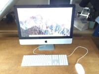 iMac 21.5 inch mid 2010 - macOS Sierra