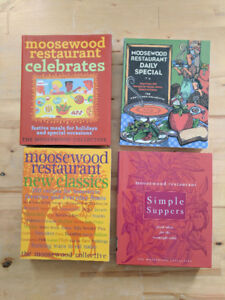 Moosewood Cookbook Collection