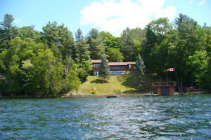 Magnificent Buck Lake (Kingston ON) Waterfront Home