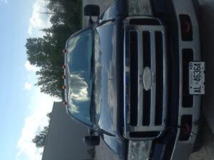 2005 Ford F-250 Pickup Truck