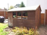 Shed 10x8