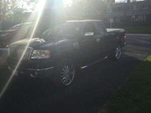 2007 f150 tires and rims 24""