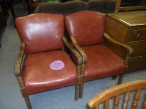 2 Antique Chairs Asking $45 Each Tax Included