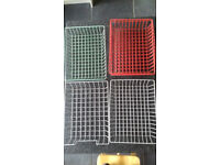 Home Office. In/Out/Pending Trays. 4 Colours. Price per tray. Only £1
