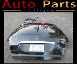 Mercedes-Benz ML350 2006 Tailgate Trunk Lid Assembly Black
