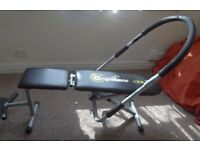 Confidence USA sit up exercise bench £15 ono
