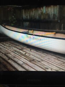 17' North Woods Canoe best offer today takes it