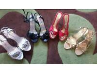 Ladies shoes size 40