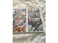 Nintendo 3ds Lego Collection