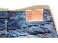 FIRETRAP W32/L34 Button Fly Jeans, Top Condition