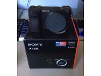 Sony A6300 Compact System Camera (24.2 MP, ILCE6300B)