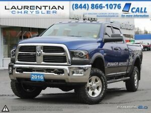 2016 Ram 2500 -POWER WAGON!