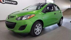 2012 Mazda Mazda2 GS, air conditionné, vitres électriques