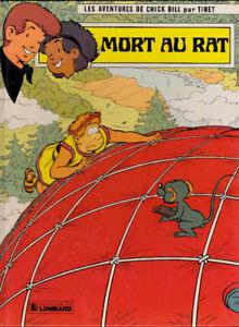 Les aventures de Chick Bill (Tibet et Duchateau) bd