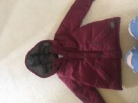 Boys Zara coat 3/4