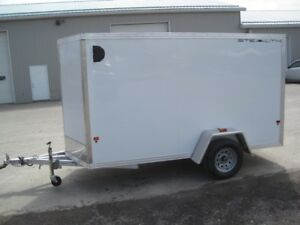 Aluminum Cargo Trailers in Stock and On Sale