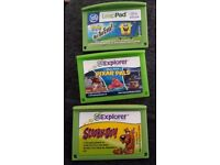 Leappad 3, carry case and 7 games